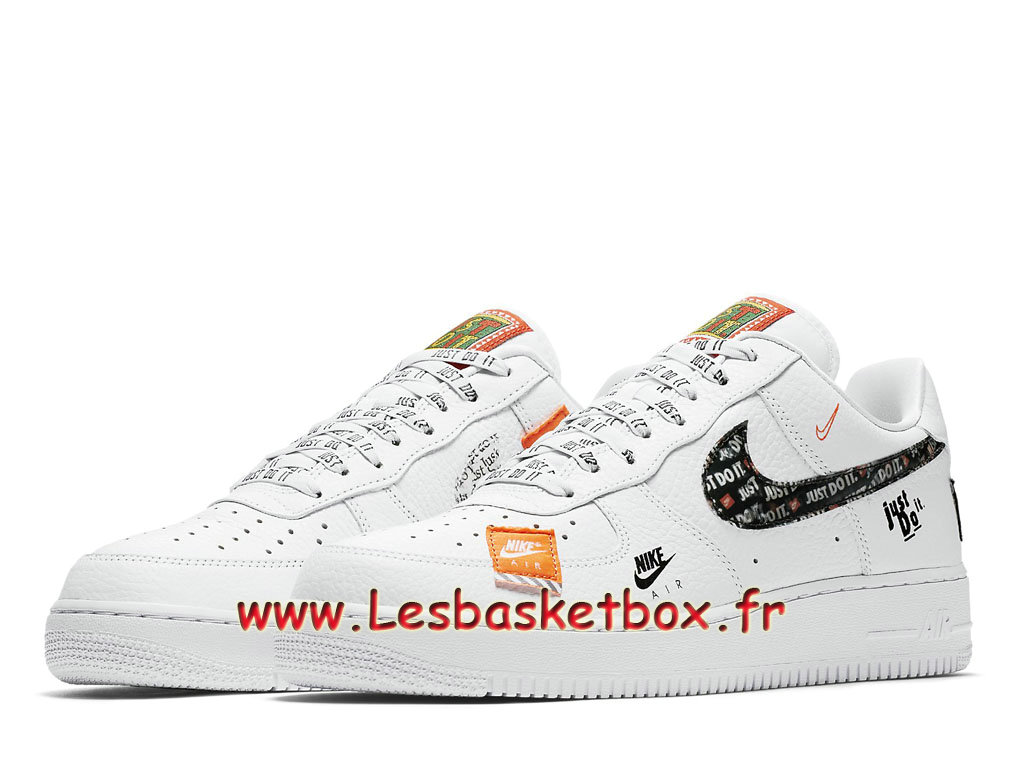 basket nike just do it air force