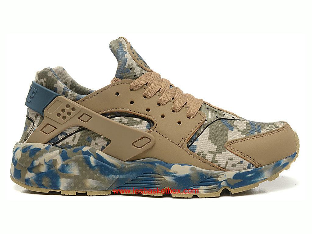 24400108eb1 Le Nouveau Modele Chaussures Nike Air Huarache (Air Urh) Bleu Marine ...