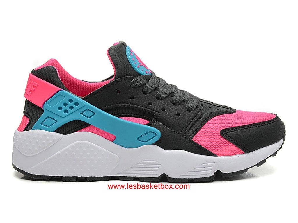 Chaussures Air Huarache Air Femme Pas Cher La Officiel Nike Air Huarache Urh Rose 2a0044