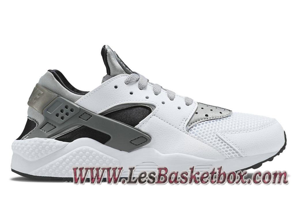 new style 646b4 7f558 Nike Air Huarache (Air Urh) Wolf Grey 318429101 Metallic Silver men´s Nike