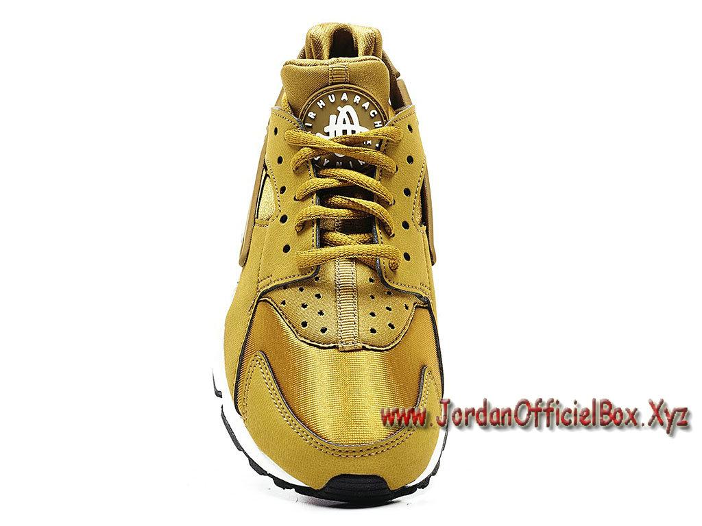 best service 0f897 1d499 ... GOld Nike Air Huarache Bronzine 634835-700 Men´s Urh Basket Shoes ...
