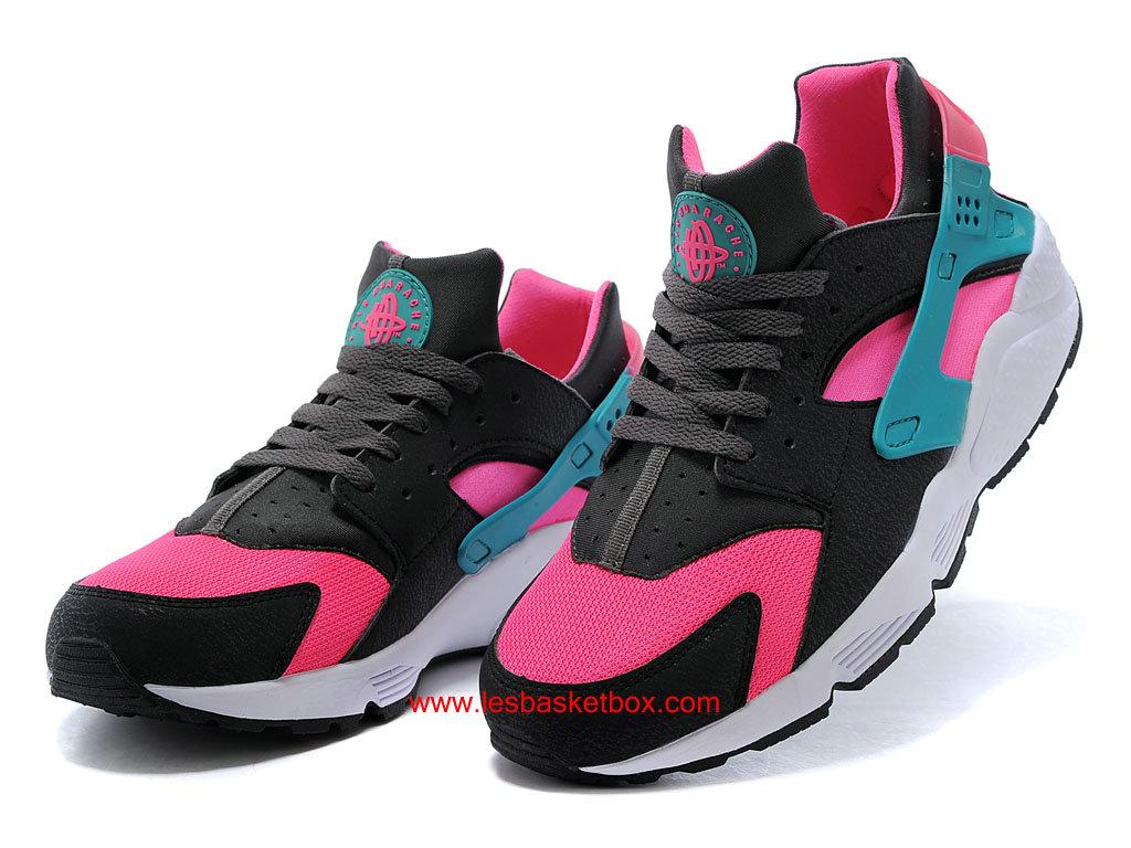 vente discount 69be7 2558e 600 Chaussures Noir Air Urh 1609160273 Femme 318429 Rose ...