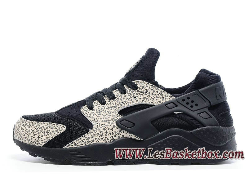 0dd34f787f43f Loading zoom. Nike Air Huarache Black 318429 ID11 men´s Nike Prix urh Shoes  Grey ...