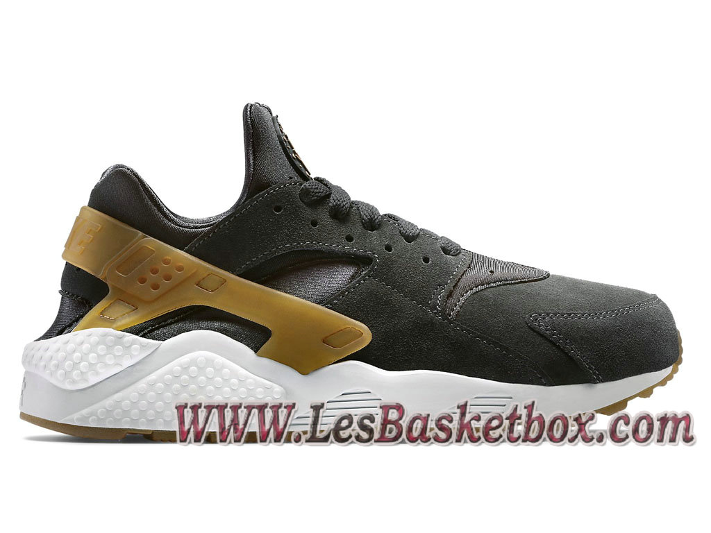 c5786f2f66ec Nike Air Huarache (Officiel urh) Anthracite Grey 318429 090 men´s Nike  Running Shoes