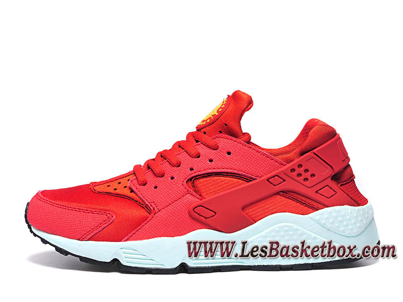 05fe5763be61 Nike Air Huarache Rouge 318429 ID10 Homme Nike Run Urh Pour Rouge ...