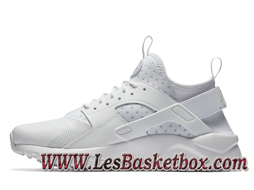 d89947c4d412 ... Nike Air Huarache Run Ultra White 819685 101 Men´s Officiel Nike urh  Shoes ...