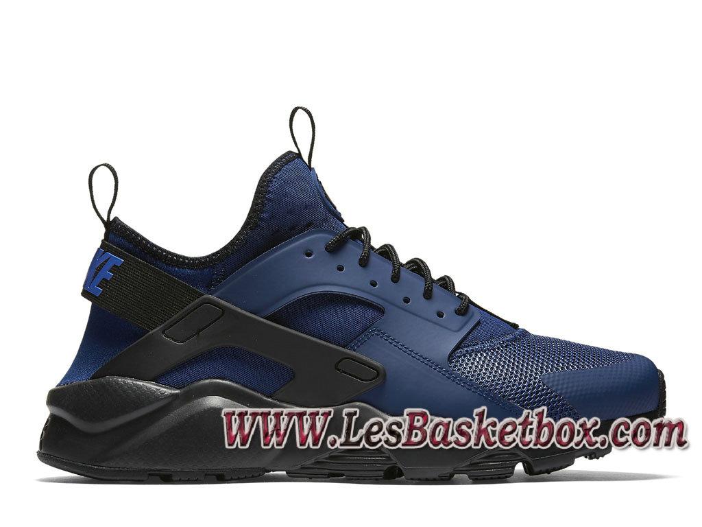 nouvelle arrivee 2d142 2a20d Nike Air Huarache Run Ultra Bleue Noire 819685_402 Officiel Urh Nike Run  Pour Homme - 1612090495 - Officiel Nike Basket Pour Homme Et Femme A Vendre  ...
