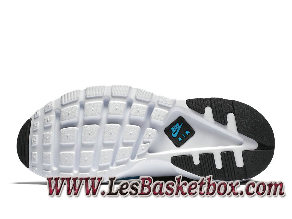 new styles b19cf 419b2 ... Nike Air Huarache Run Ultra Blue Lagoon White 819685 401 Chaussures  Officiel Urh Site Pour Homme ...