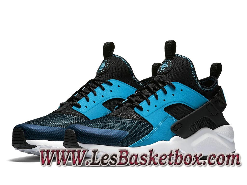 online retailer 4fb01 41302 ... Nike Air Huarache Run Ultra Blue Lagoon White 819685 401 Men´s Officiel  Nike Site Shoes ...