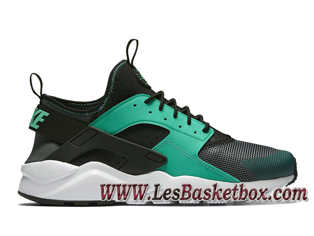 ffb72a7104 Nike Air Huarache Run Ultra Dark Grey Menta Black 819685_003 Officiel Urh  Shoes