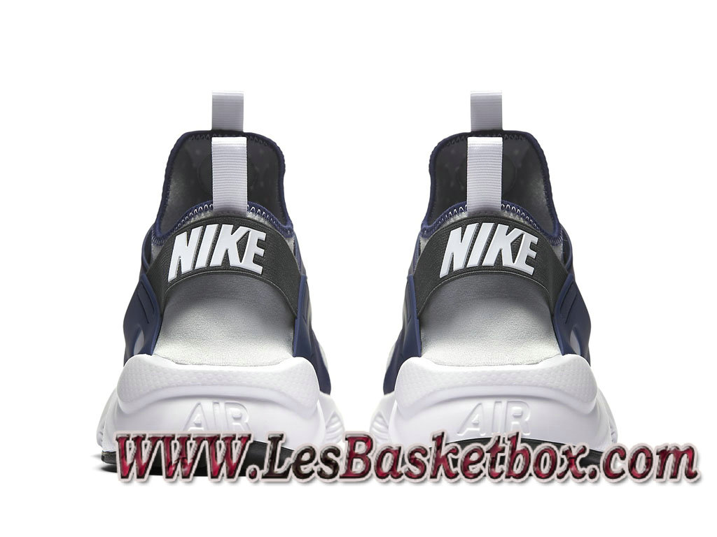 the latest 0e540 3e73b ... Nike Air Huarache Ultra Binary Blue 819685-404 Chaussures NIke officiel  Site pour Homme