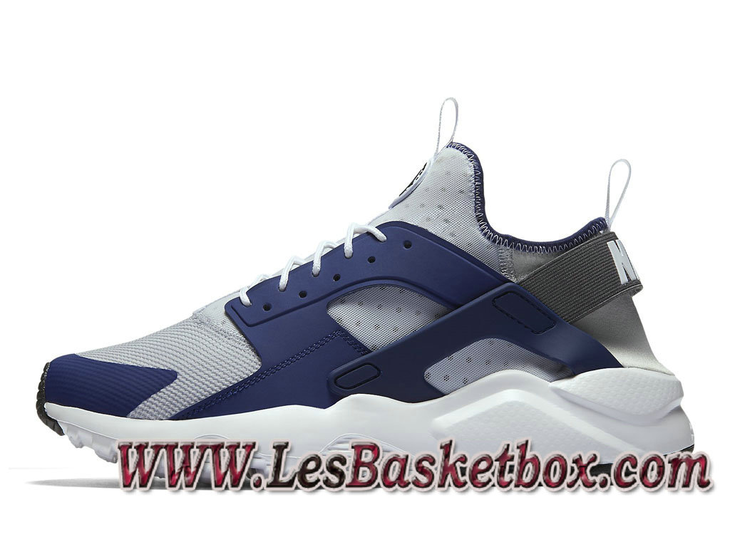 Nike Air Huarache Ultra Binary Blue 819685-404 Chaussures NIke officiel Site pour Homme