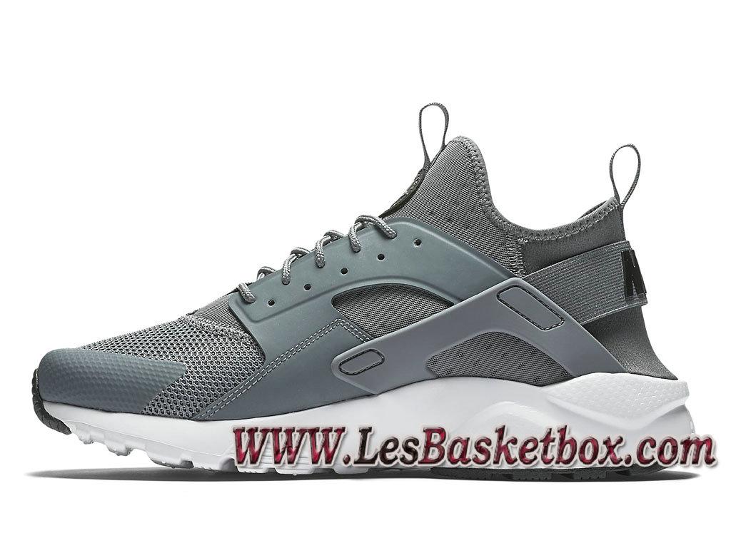 Nike Air Huarache Nike Ultra Cool Gris 819685 011 Officiel Nike Huarache Urh Pour 9384e2