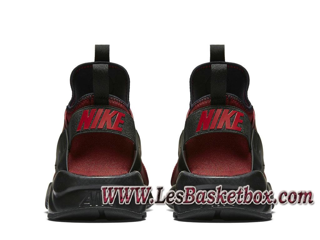 Nike Air Huarache Ultra Redblack 819685601 Mens Nike Urh Shoes