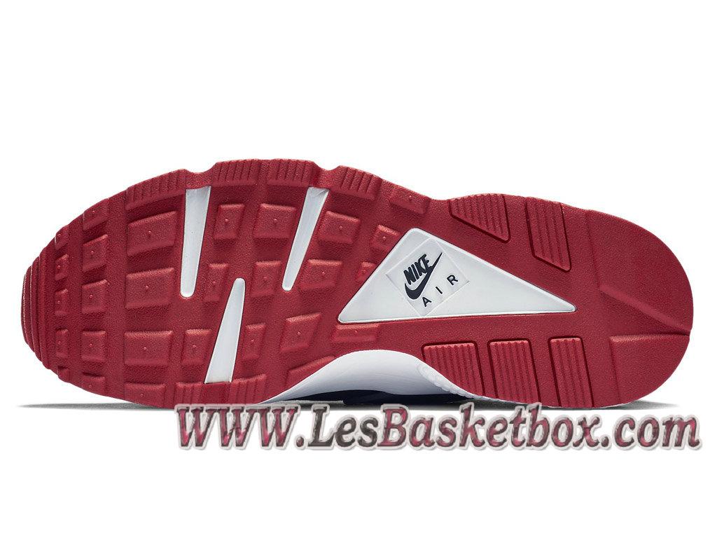 Nike Air Chaussures Huarache(Nike Urh) Bred 318429 016 Chaussures Air Noir Et Rouge 1aaf46