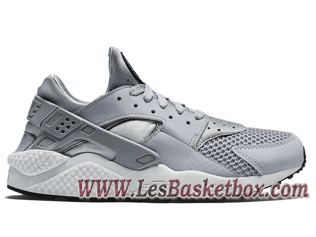 15d0fe3f354 ... canada nike air huaracheurh prix wolf grey 318429 014 chaussures blanc  en gris 518fc 63f62 ...