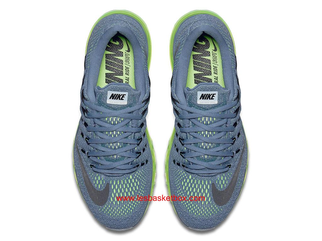 the latest 12b6b 4e0b1 ... Nike Air Max 2016 Noir Tension Vert Chaussures Pour Femme 806772-403 ...