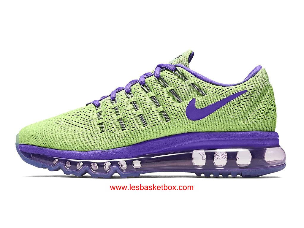 Air Modele 2016 Violet Le Nike Nouveau Vert Pour Max Chaussures q1P5tX