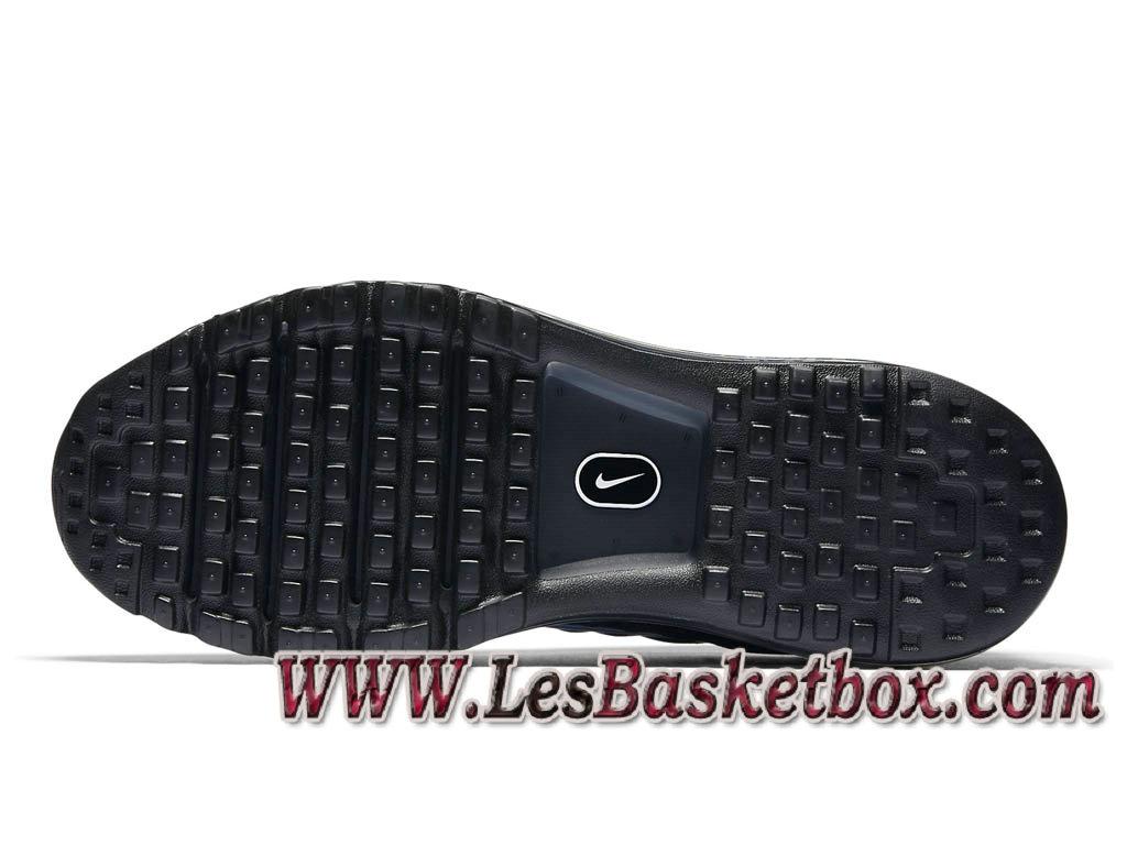 pretty nice 52331 e6245 ... Nike Air Max 2017 Bleu royal profond Noir Hyper cobalt 849559 401 Chaussures  air Max ...
