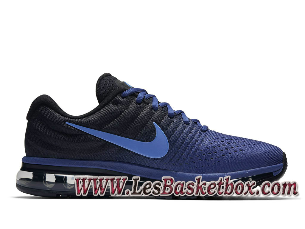 ... Nike Air Max 2017 Bleu royal profond/Noir/Hyper cobalt 849559_401 Chaussures air Max ...