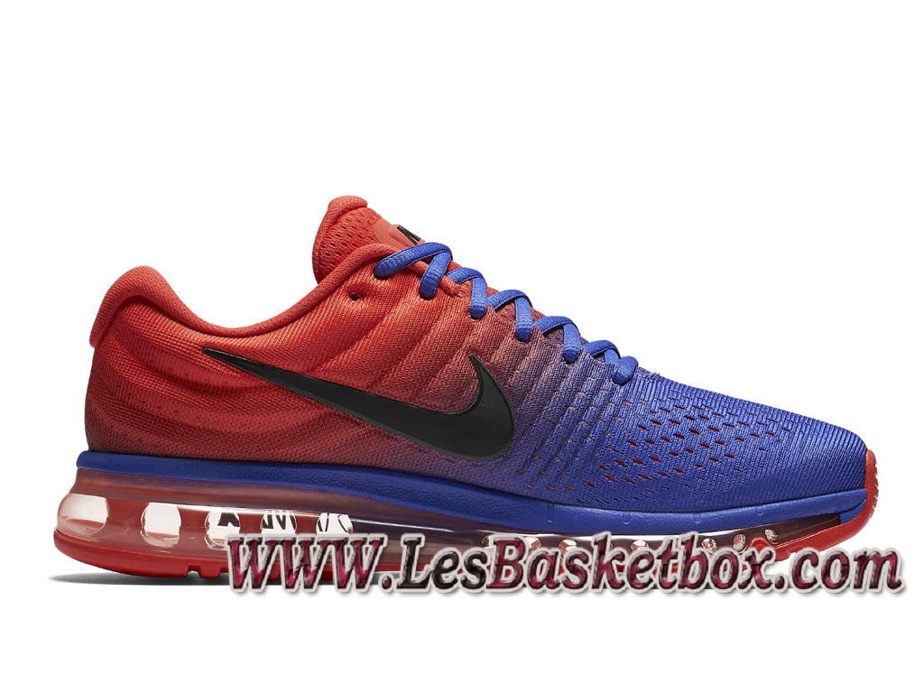 nouvelles photos 55cd5 4c910 Nike Air Max 2017 Paramount Blue/Max Orange/Black 849559_402 Chaussures air  Max Homme Orange - 1612250503 - Official Nike Air Max(Urh) For Mens And ...