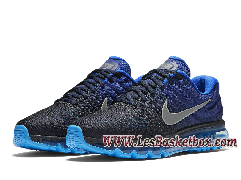 huge selection of e204b 5ed7e ... Nike Air Max 2017 Dark Obsidian 849559400 Chaussures Nike Sportwear  Prix Pour Homme ...