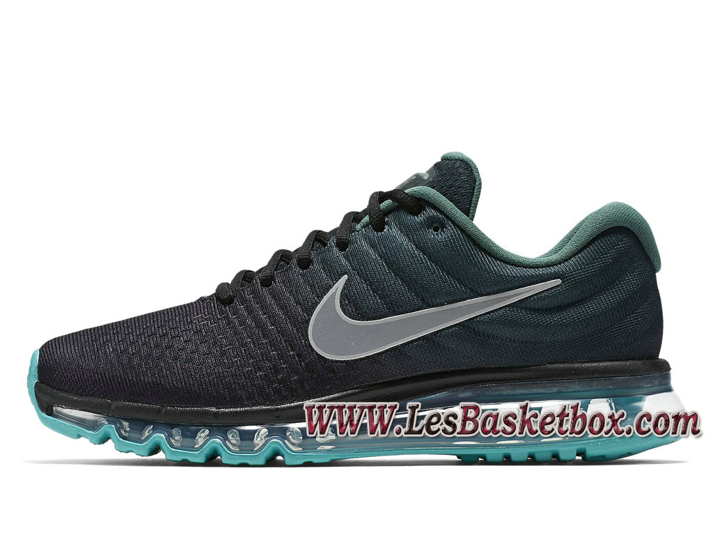 9a154ace6 Nike Air Max 2017 Green Stone 849559-002 Chaussures Nike Sportwear Prix  Pour Homme ...