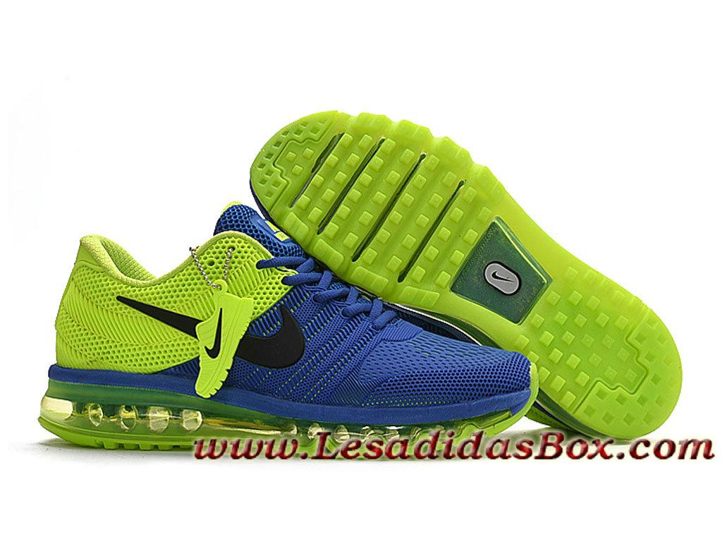 Nike Air Max 2017 Blue Green Men