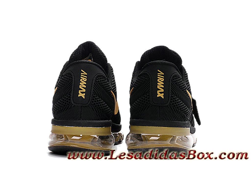 Nike Air Max 2017 Kpu BlackGOld Men´s Nike Basket Shoes Black 1611180423 Official Nike Air Max(Urh) For Mens And Womens Sale In Low Price