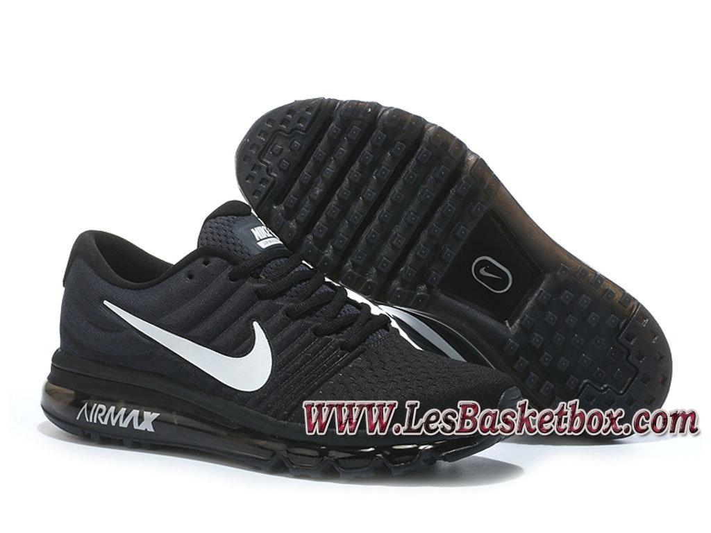detailed look a535b e5ec2 ... Nike Air Max 2017 Black 849559 ID4 Men´s Nike Sportwear Shoes ...