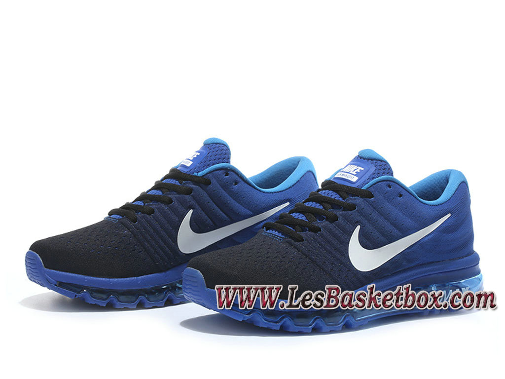 huge discount 10750 878ab ... Nike Air Max 2017 Sport Bleu 849559ID1 Men´s Nike Sportwear Shoes ...