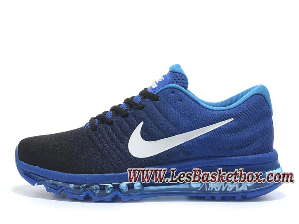 pretty nice 72d88 fdb93 Nike Air Max 2017 Sport Bleu 849559 ID1 Chaussures Nike Sportwear Pas Cher  Pour Homme ...