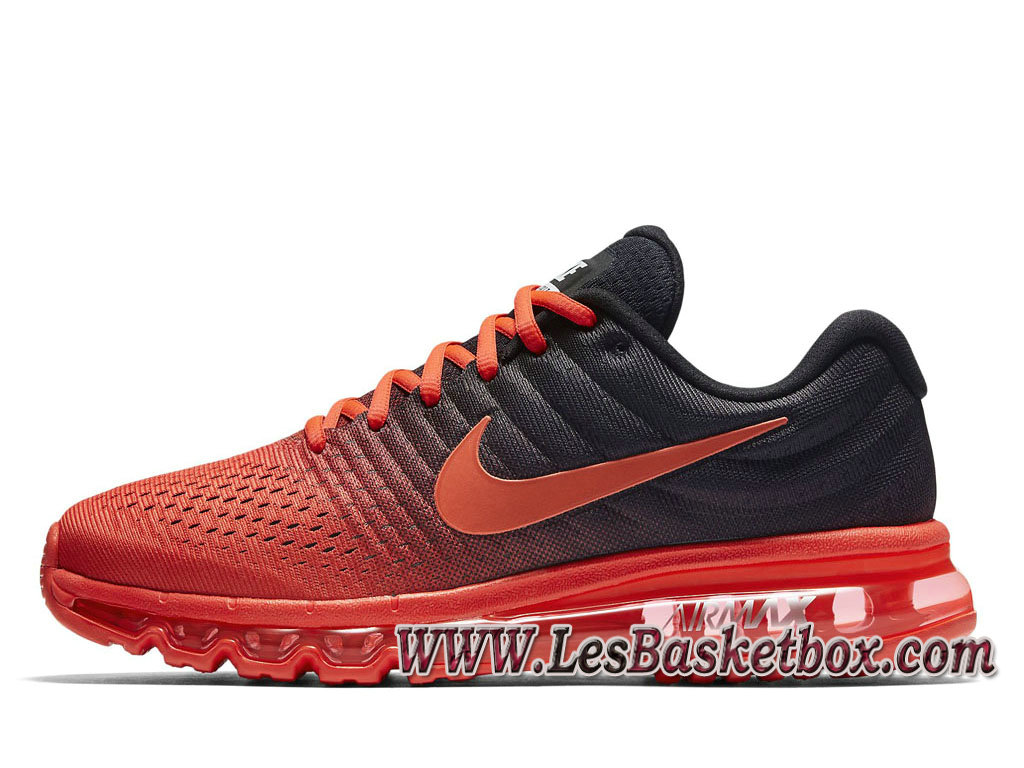 Nike air Max 2017 Sport Red 849559_600 Chaussures Air max Prix Pour HOmme Ruoge