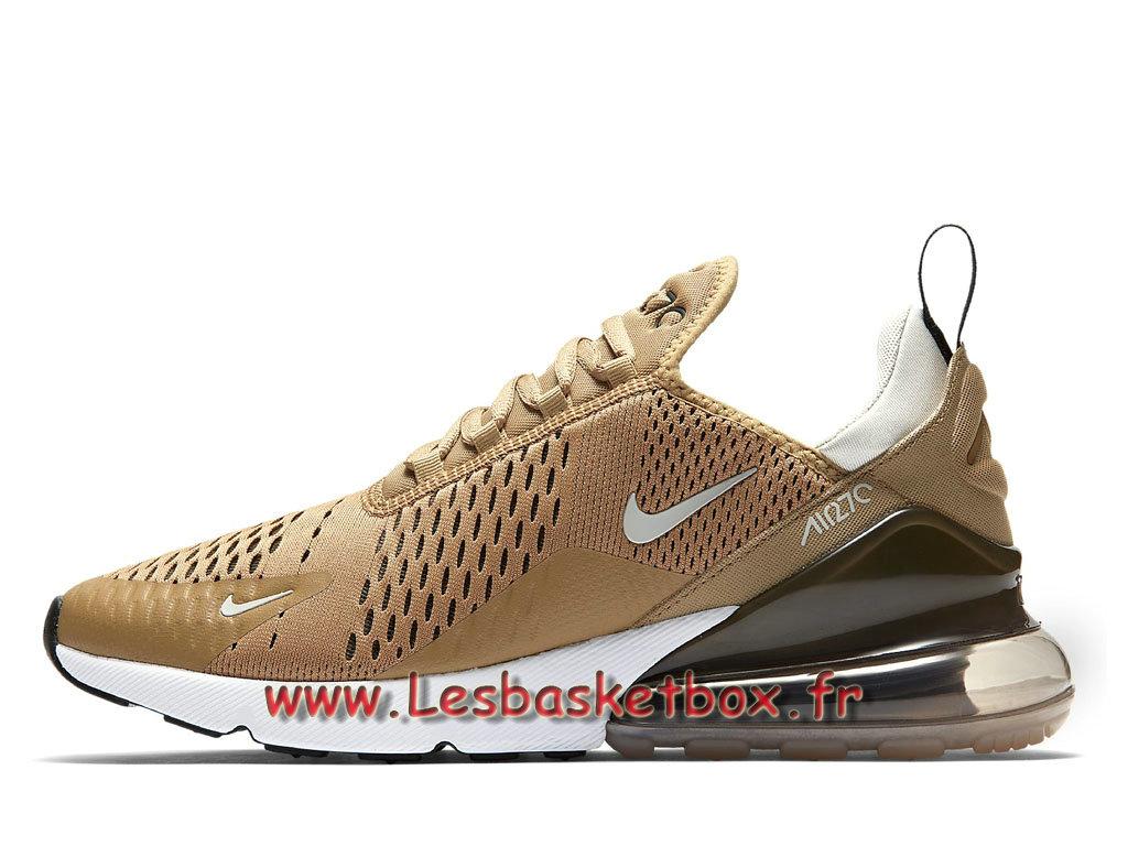 official photos 2c419 416e8 Nike Air Max 270 Elemental Gold AH8050 700 Chaussures Officiel NIke Pour  Homme ...