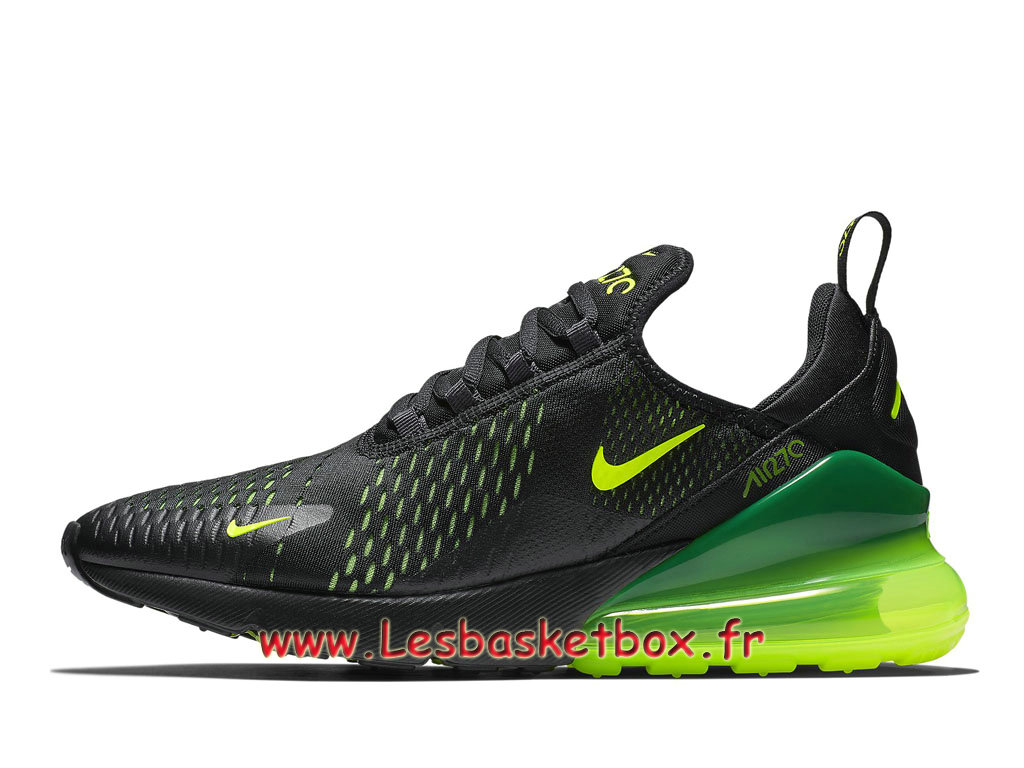 Nike Air Max 270 Slime Volt AH8050_017 Chaussures Basket Nike pour Homme