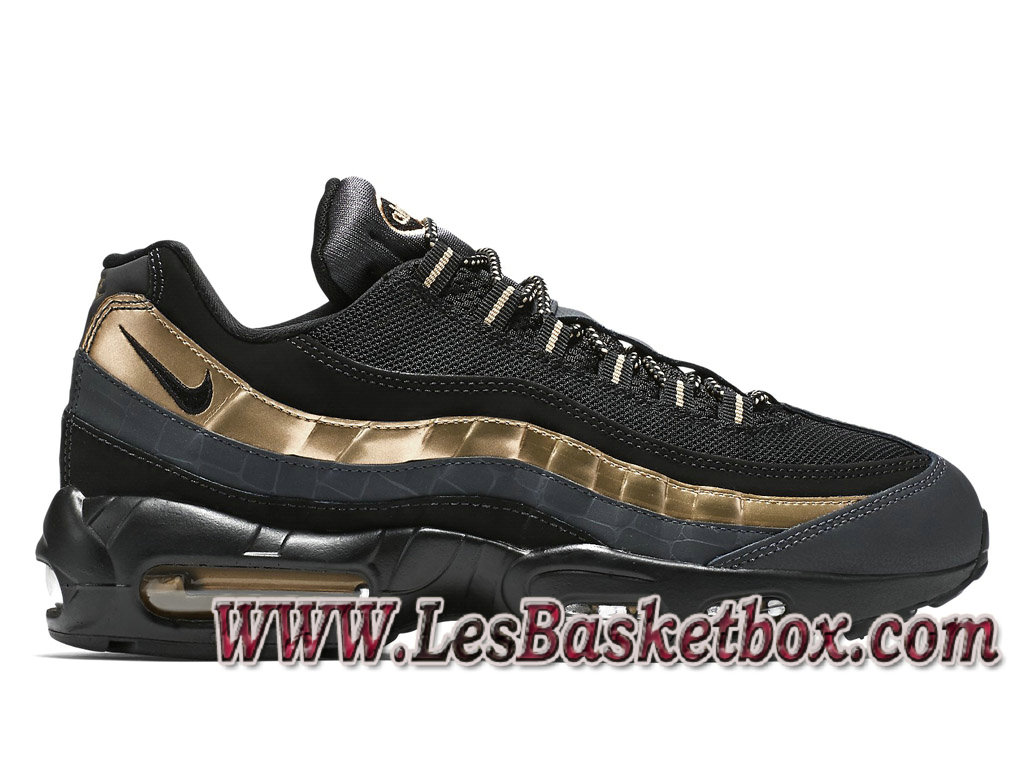 buy popular 13836 fbf9d Nike Air Max 95 Bronze 538416 007 Chaussures Air Max Prix Pour Homme Noir