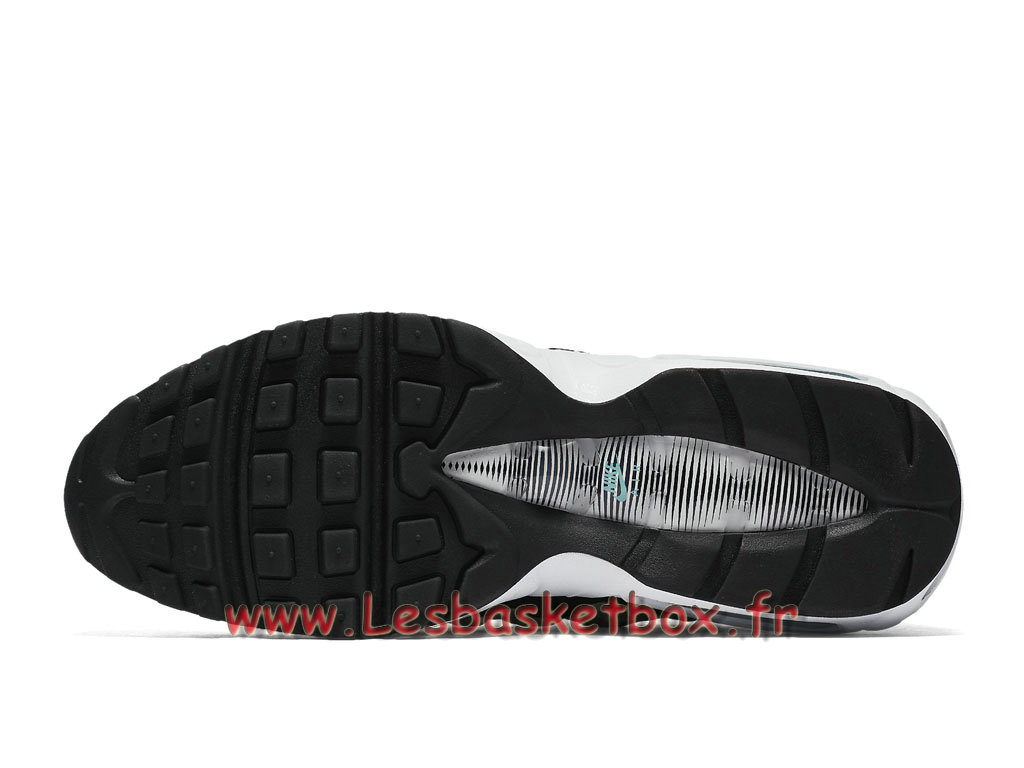 huge discount 30ab8 5951e ... Nike Air Max 95 Essential Light Bone 749766 027 Chaussures Basket  Officiel Pour Homme ...