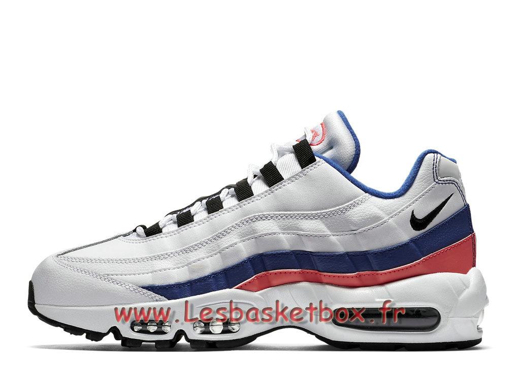 reputable site 85794 168b3 Nike Air Max 95 Essential Ultramarine 749766 106 Chaussures Officiel Pas  cher Pour Homme ...