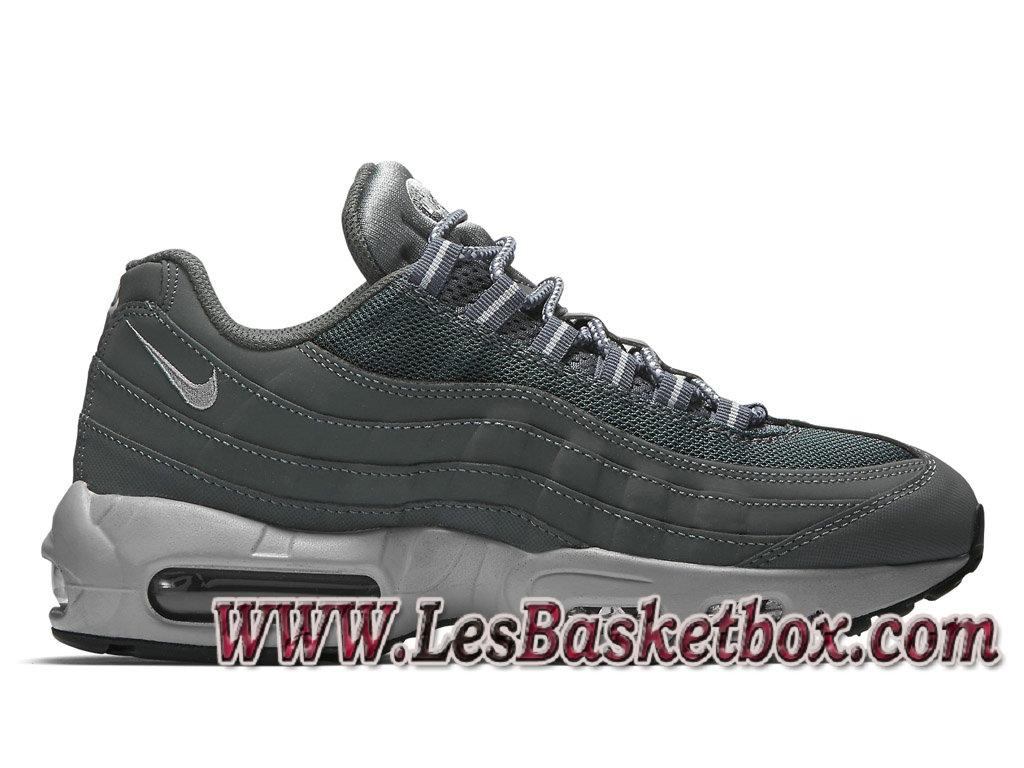 chaussures de sport de627 b0976 Nike Air Max 95 OG Dark Grey Wolf Grey Black 609048_088 Chaussures Air Max  Prix Pour Homme Grey - 609048_088 - Officiel Nike Basket Pour Homme Et ...