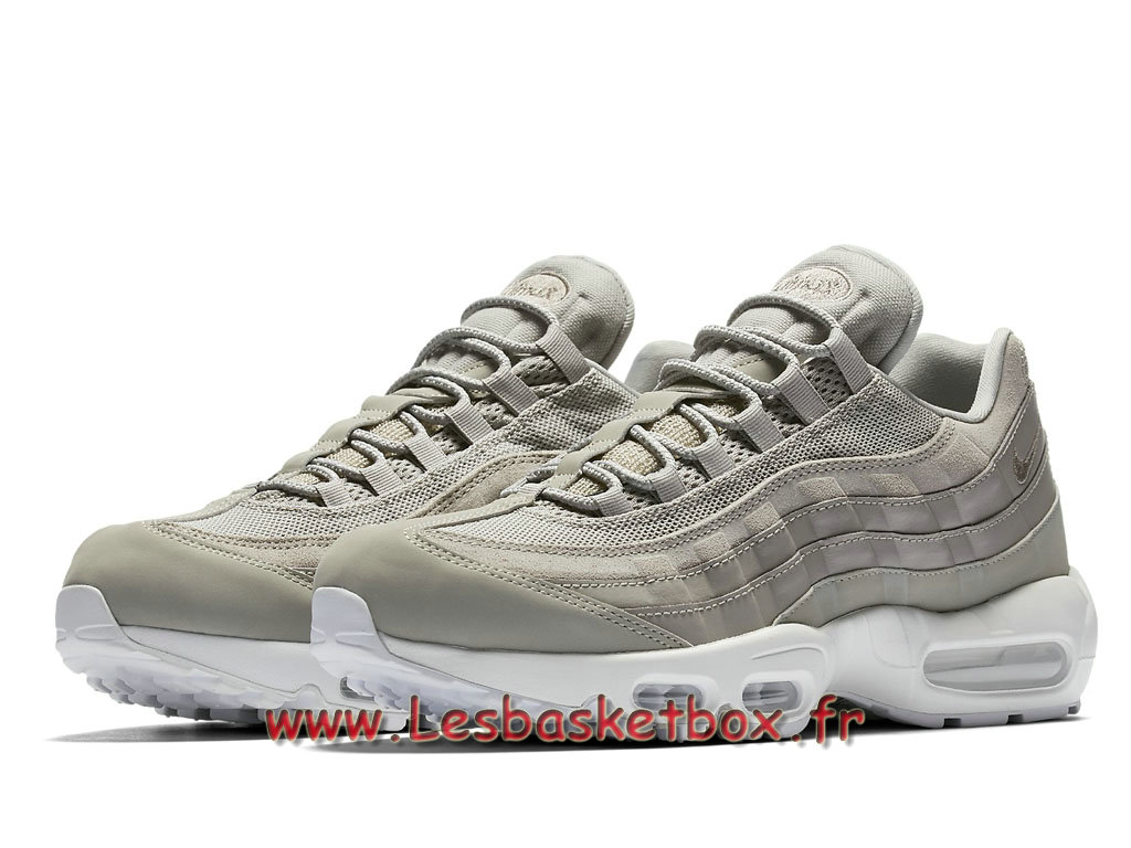 Chausport Cobblestone Premium Max 538416 005 Air 95 Nike Grey 8wTIIt