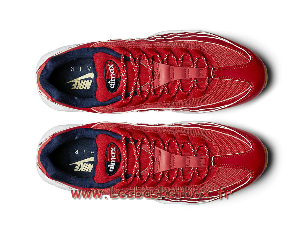 size 40 19dee 6b415 discount code for nike air max 95 premium usa independence day 538416614  chausport nike basket pour