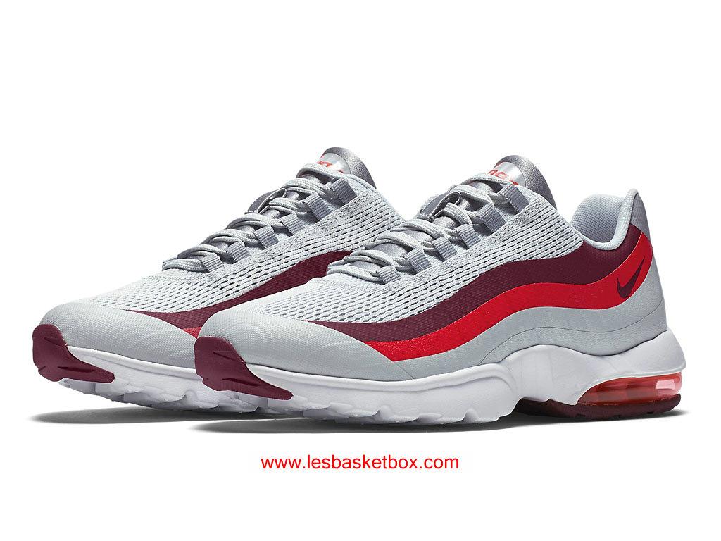 Chausport Nike Air Pure Max 95 Ultra Athletic Pure Air Platinum/Crimson df1cc5
