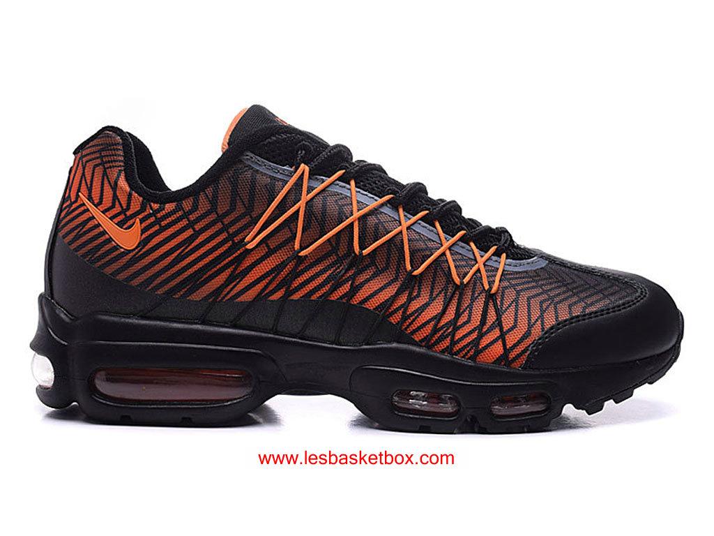 code promo 5bad9 c4b68 1609060216 - Nike Air Max 95 Ultra Jacquard Black Orange ...
