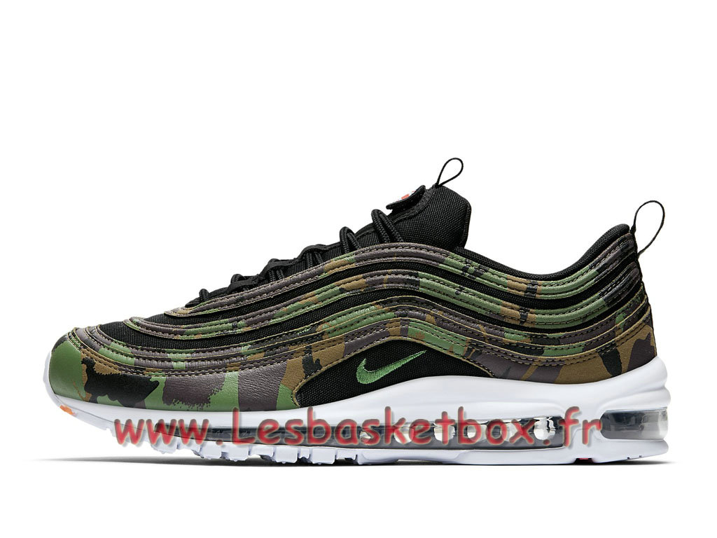 Nike Air Max 97 Country Camo UK AJ2614_201 Chaussures Nike