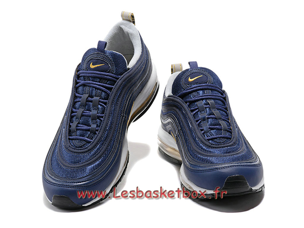 purchase cheap 1897d a58ce ... Nike Air Max 97 Midnight Navy 921826_ID1 Chaussures Nike Running Pour  Homme ...