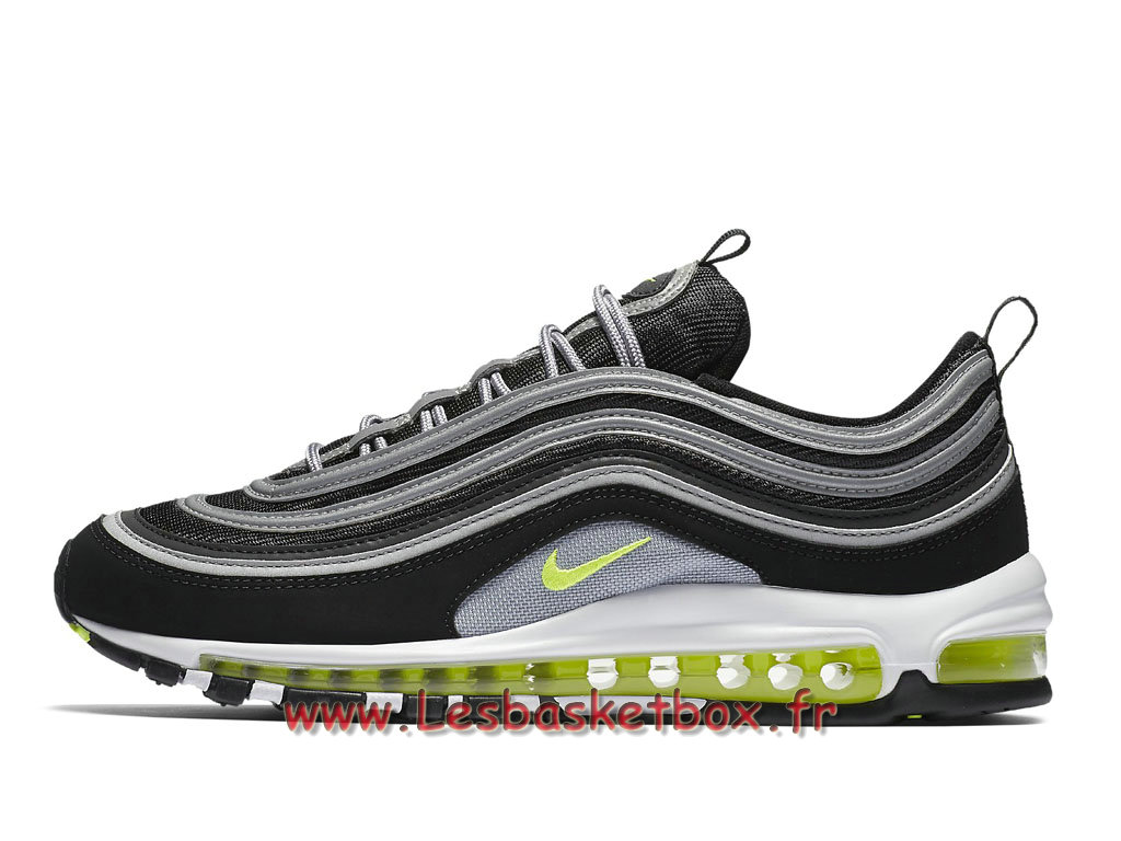 Nike Air Max 97 OG Navy Volt 921826_004 Chaussures nike soldes Pour Homme