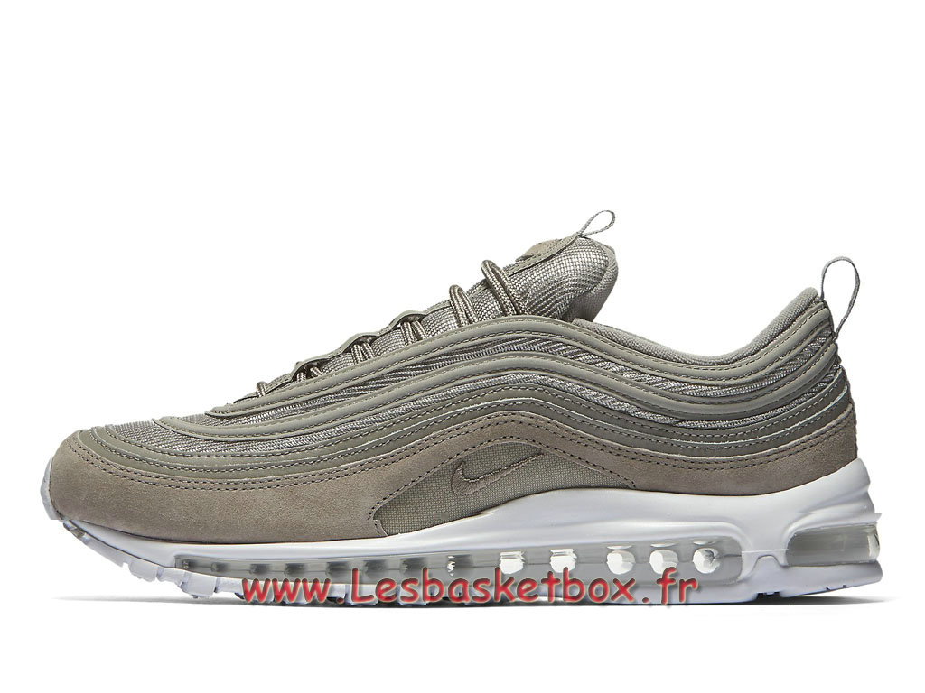 Nike Air Max 97 Premium Grey 921826-002 Chaussures nike usa Pour Homme