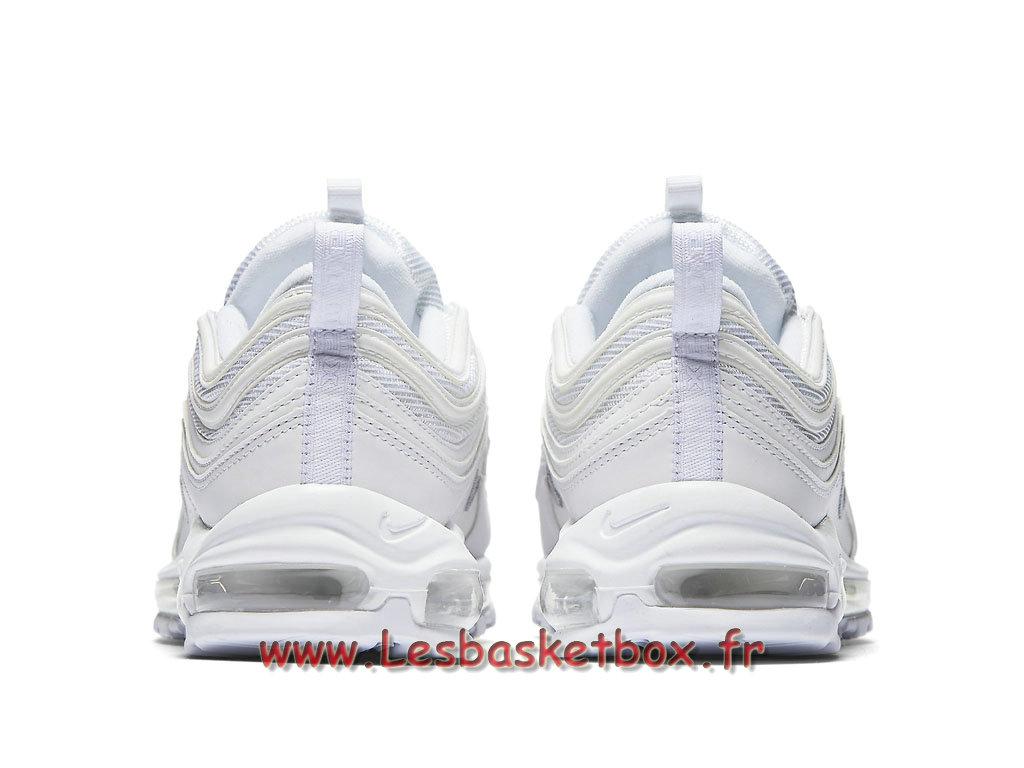 7336cd159a9 Nike Air Max 97 Triple White 921826 101 Chaussures nike basket homme ...