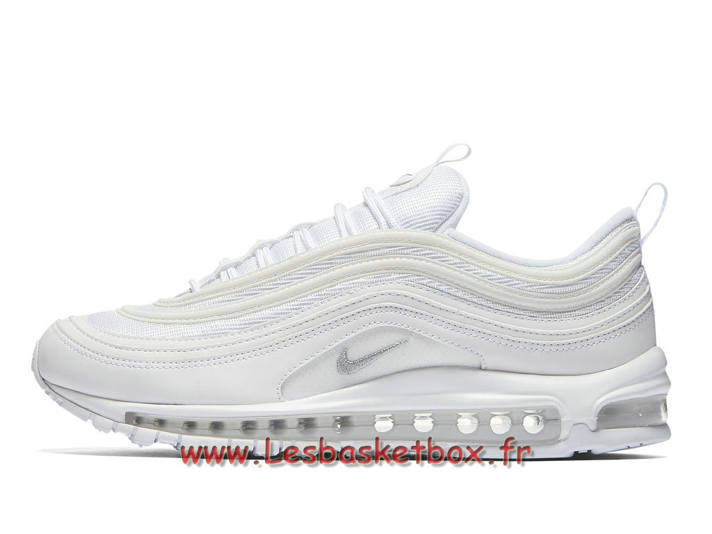 Nike Air Max 97 Black White 921826 001 Chaussures code promo