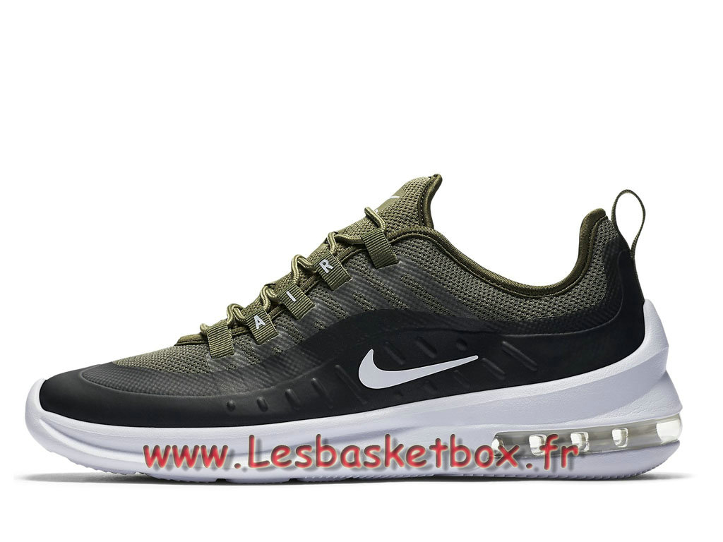 Nike Air Max Axis Medium Olive AA2146_200 Chaussures Prix 2018 Pour Homme noires